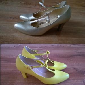 Malowanie butów ślubnych