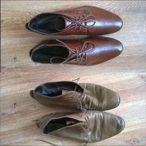 Renowacja butów skórzanych Aldo